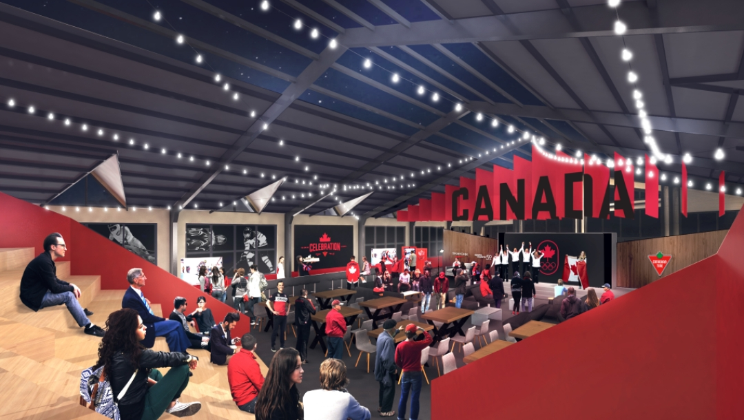 PyeongChang 2018 Canada Olympic house