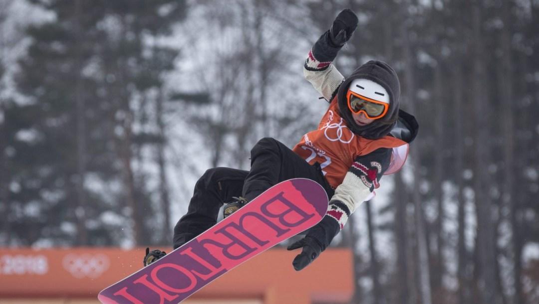 Team Canada Calynn Irwin PyeongChang 2018