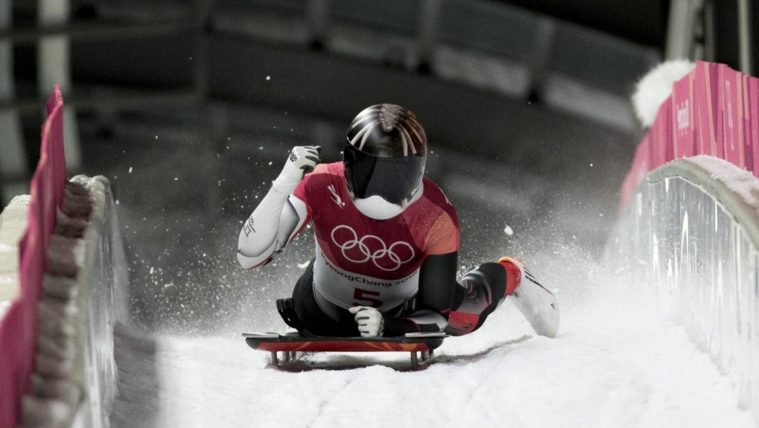 Team Canada Jane Channell PyeongChang 2018