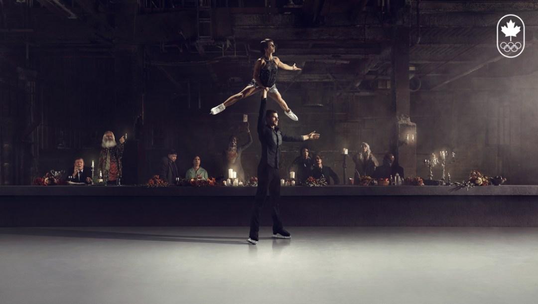 Eric Radford Meagan Duhamel Be Olympic