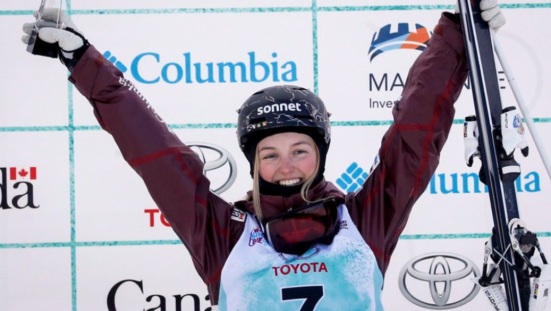 Justine-Dufour-Lapointe-moguls-world-cup-mont-tremblant