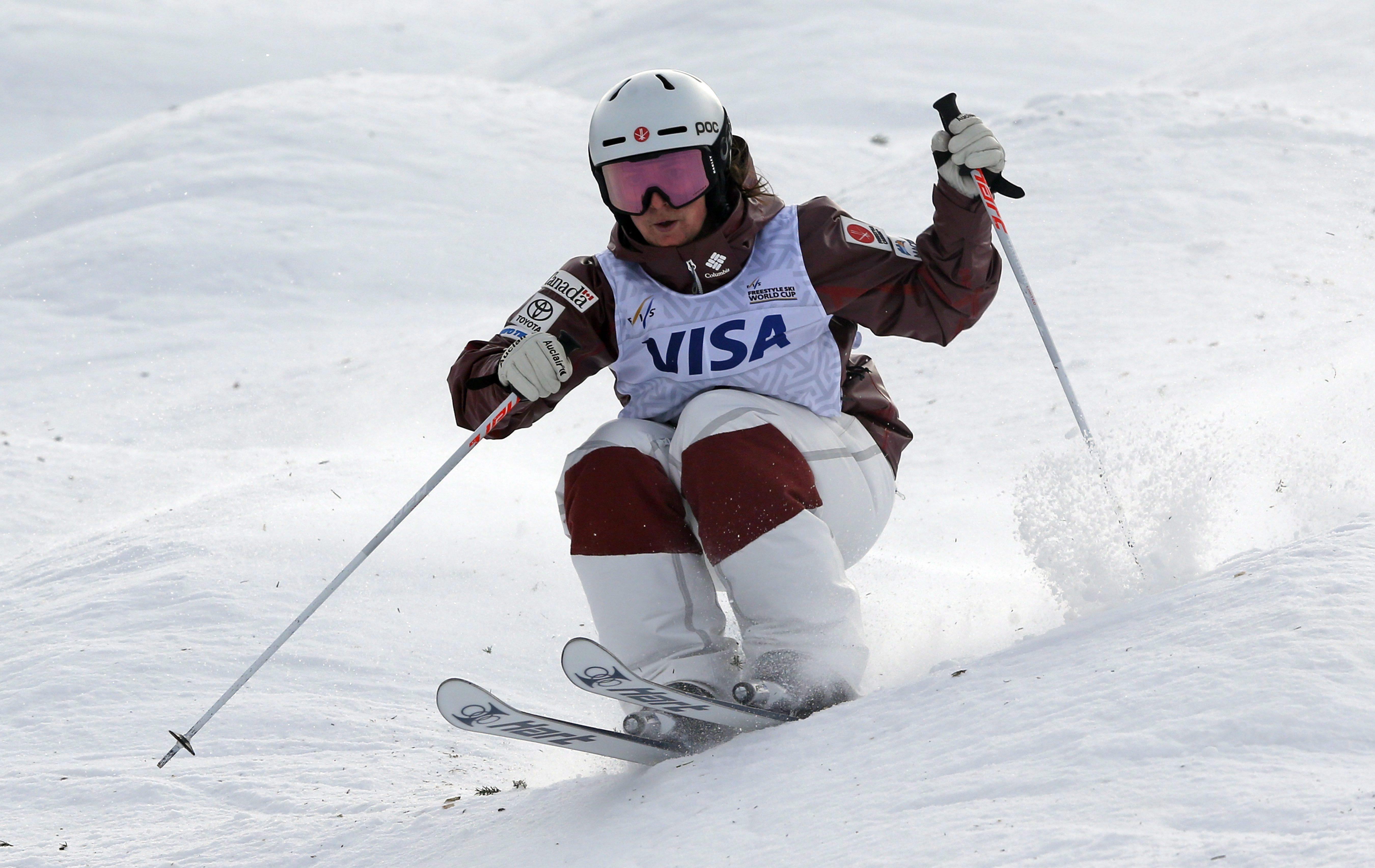 Team Canada - Andi Naude