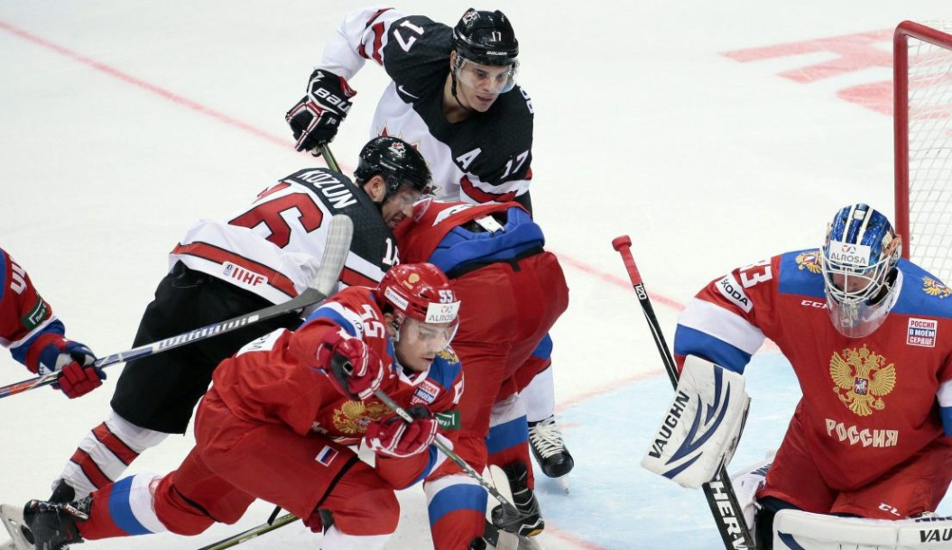 Team Canada Brandon Kozun