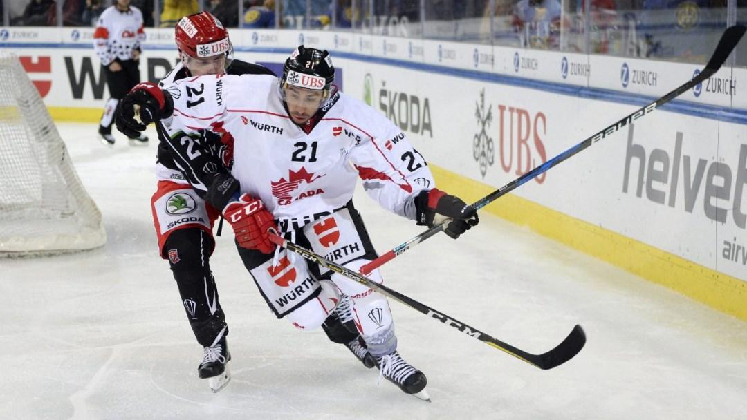 Team Canada Chris Kelly