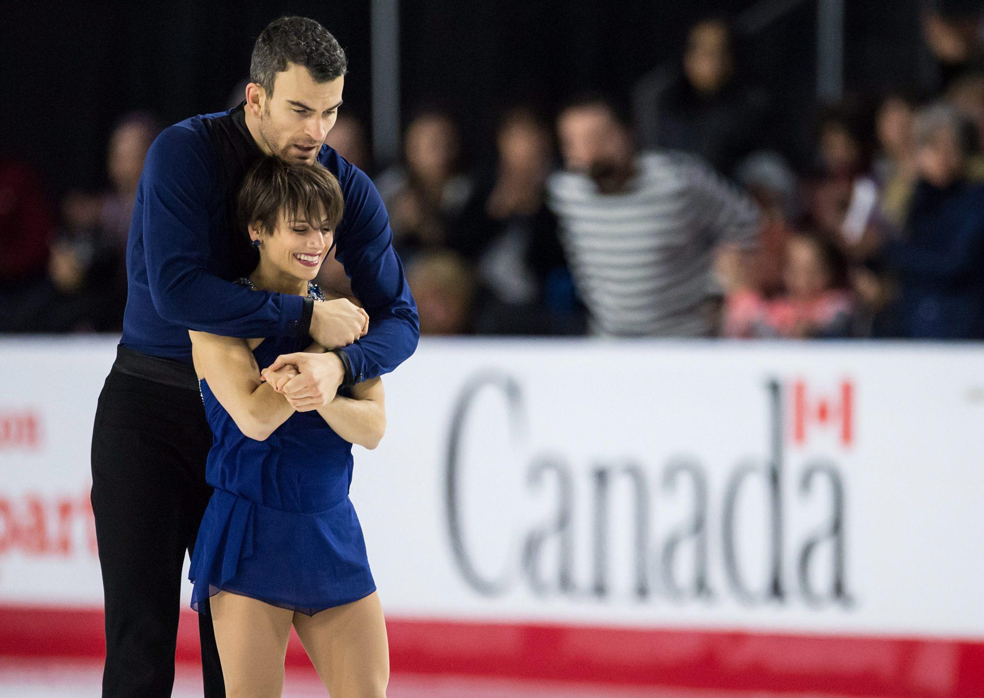 Team Canada Meagan Duhamel, Eric Radford