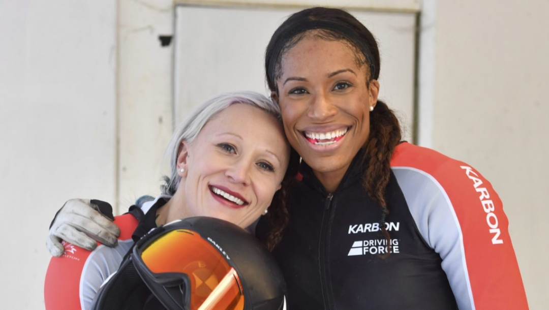 Team Canada Kaillie Humphries Phylicia George