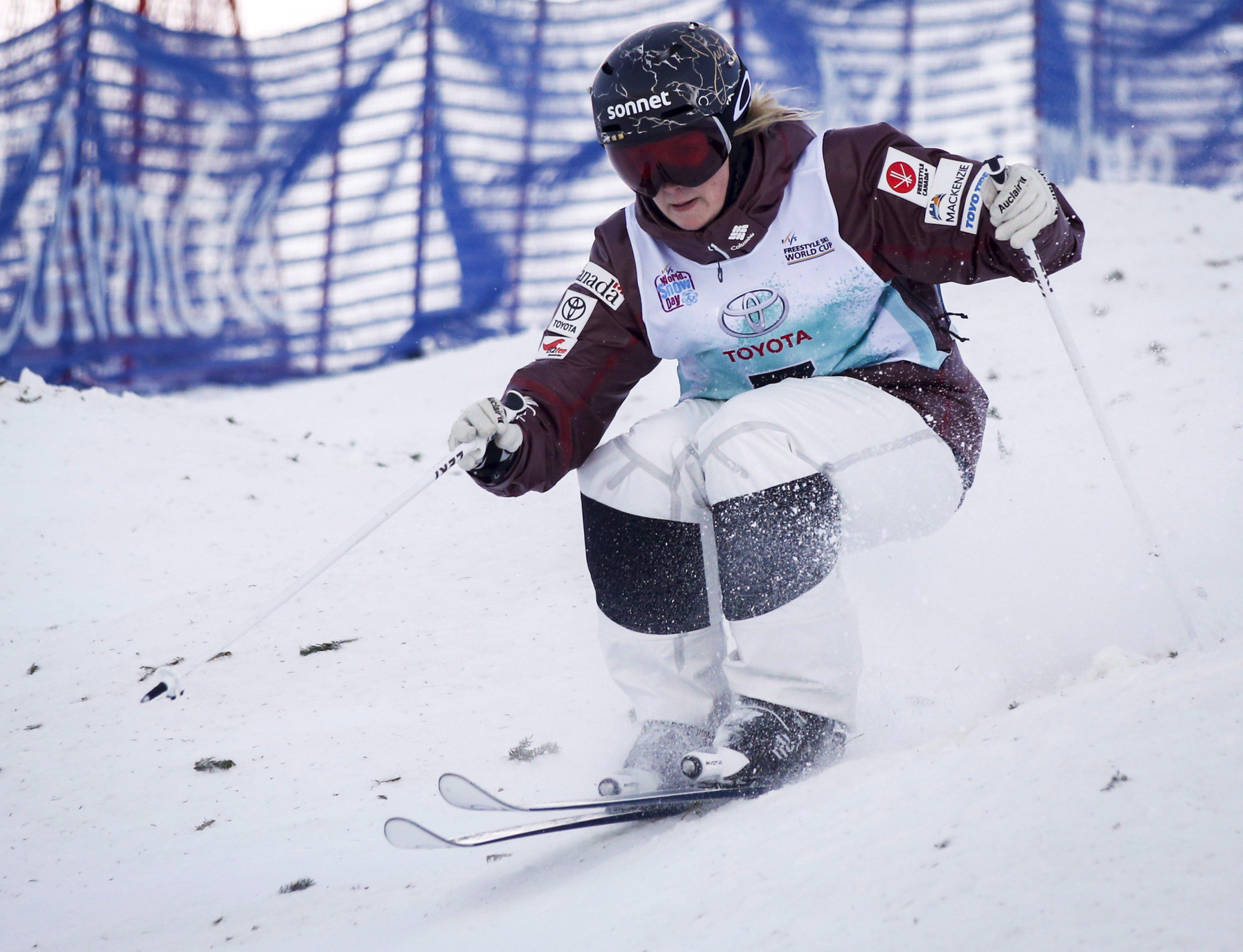 Team Canada - Justine Dufour-Lapointe