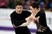 Team Canada Tessa Virtue Scott Moir 2013 World Championships