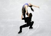 Team Canada Tessa Virtue, Scott Moir 2017 Four Continents