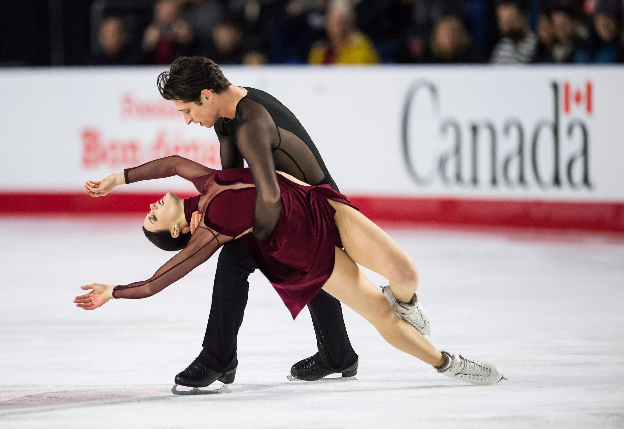 Team Canada Tessa Virtue, Scott Moir