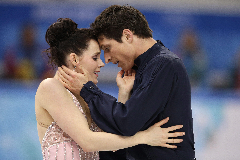 Team Canada Tessa Virtue Scott Moir Sochi 2014