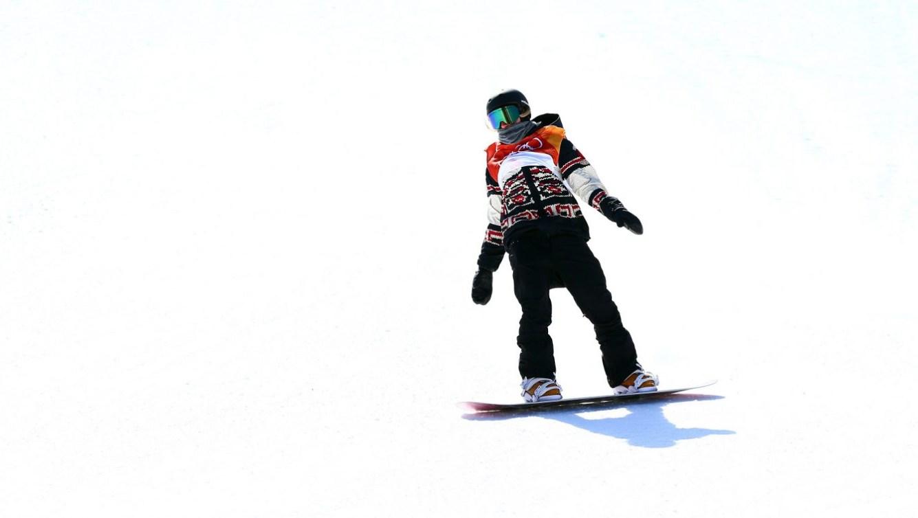 Team Canada Laurie Blouin PyeongChang 2018