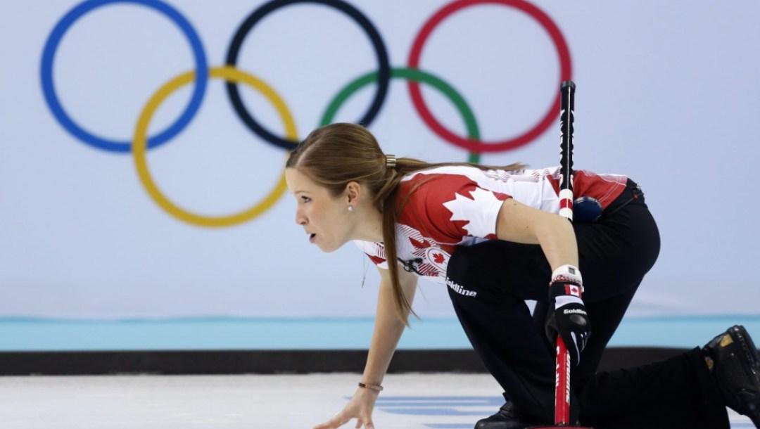 Team Canada - Kaitlyn Lawes