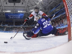 Team Canada Melodie Daoust PyeongChang 2018