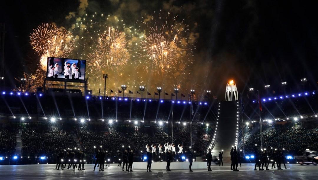 Pyeongchang Olympics Closing Ceremony