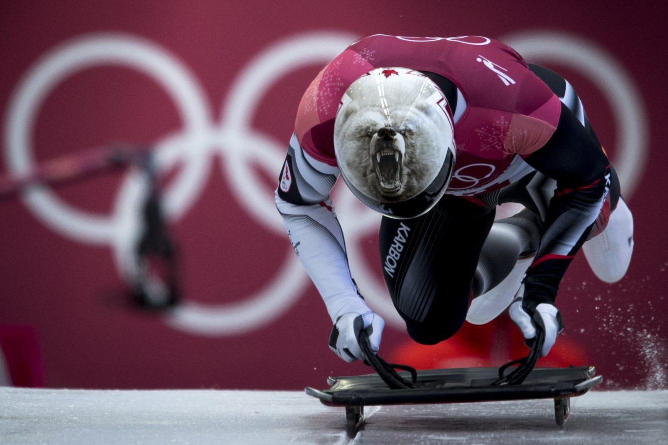 Team Canada Barrett Martineau PyeongChang 2018