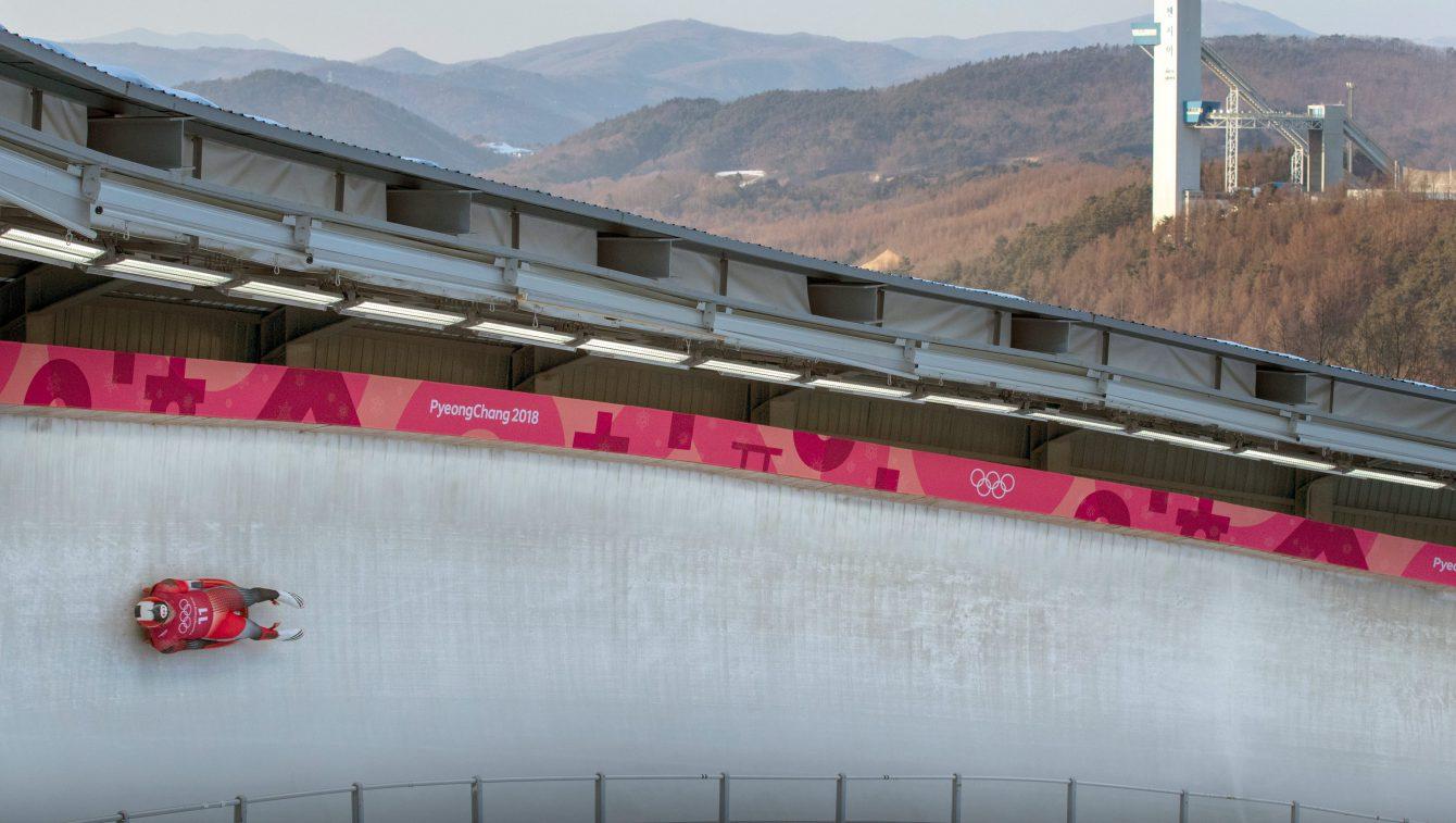 Team Canada PyeongChang 2018 Sam Edney