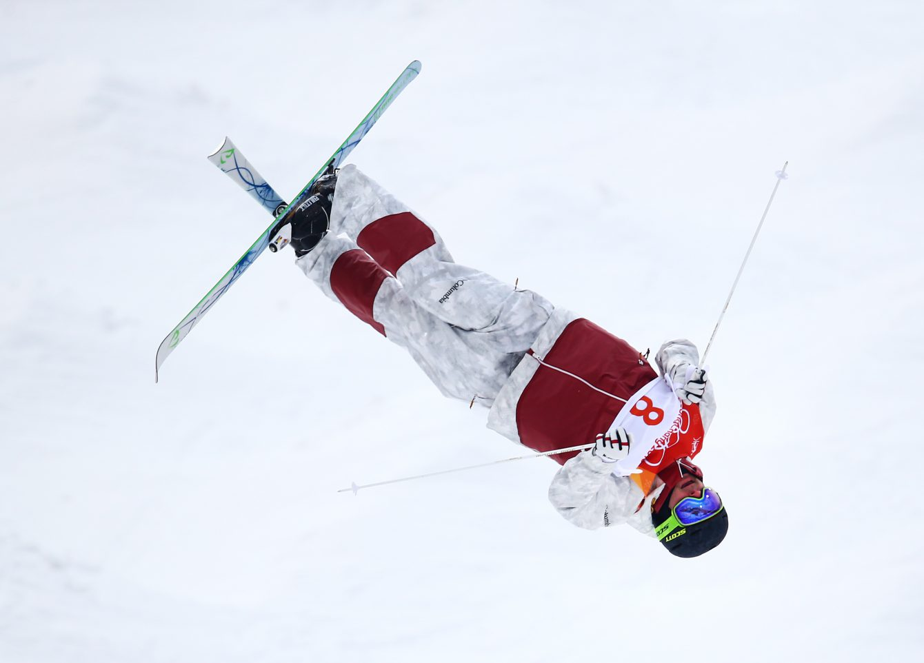 Team Canada PyeongChang 2018 Marc Antoine Gagnon