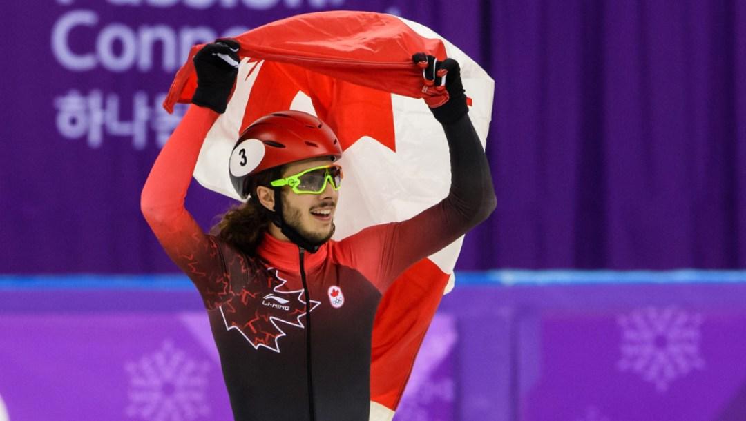 Team Canada - Sam Girard, PyeongChang 2018