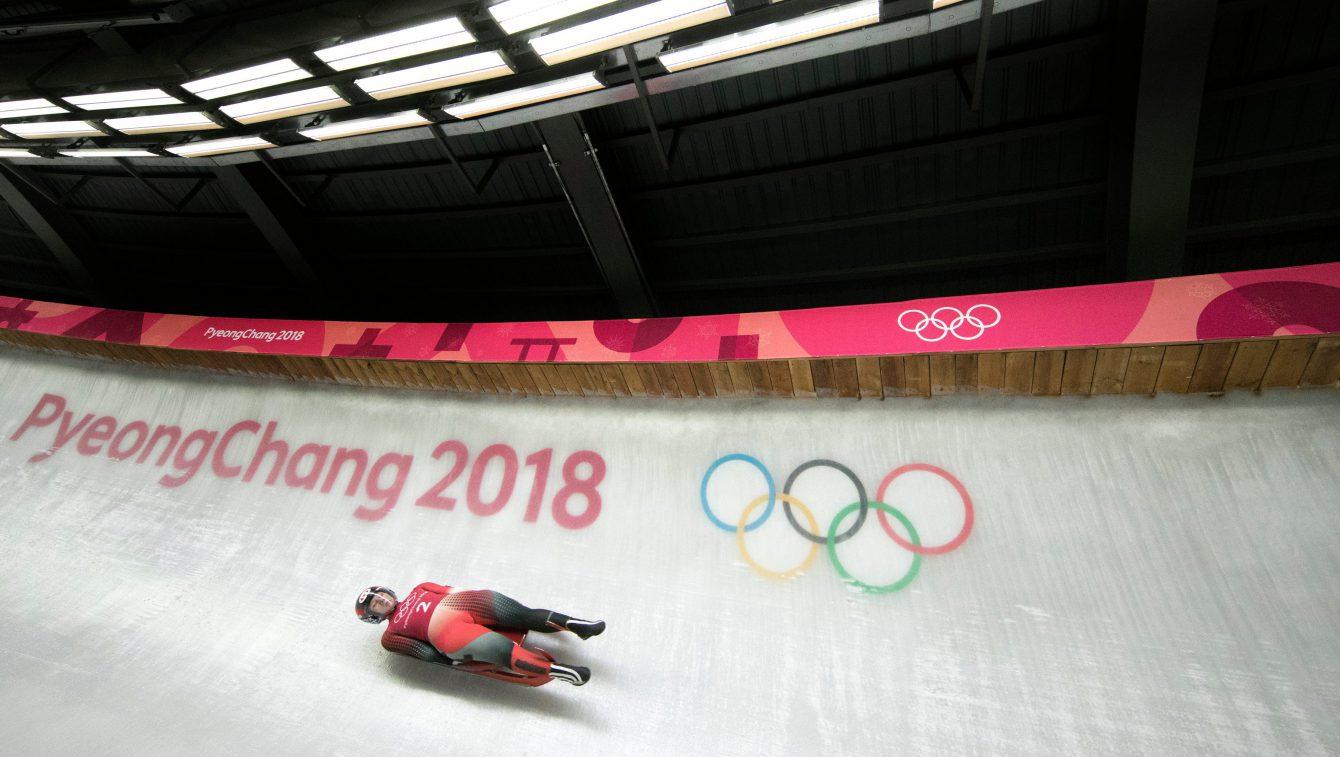 PyeongChang 2018 Team Canada Alex Gough