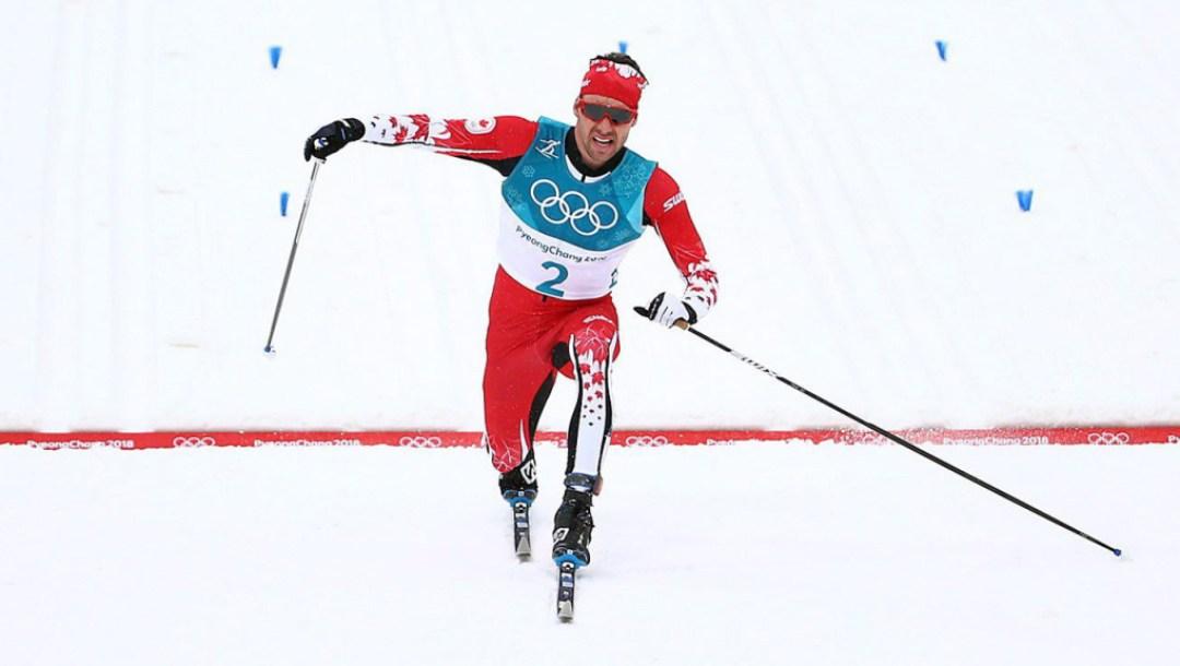 Team Canada - Alex Harvey, PyeongChang 2018