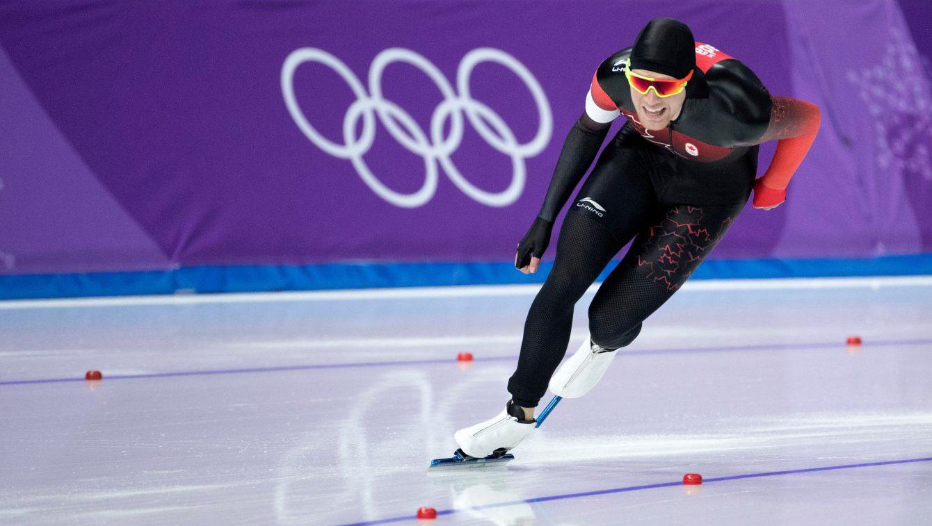 Team Canada Benjamin Donnelly PyeongChang 2018