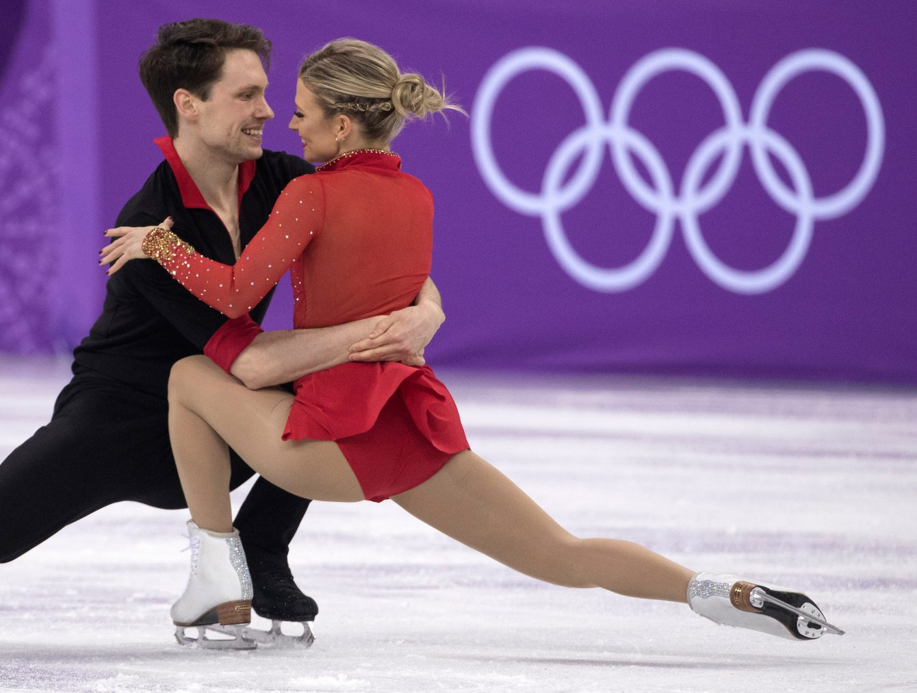 Kirsten Moore Towers Michael Marinaro Team Canada PyeongChang 2018