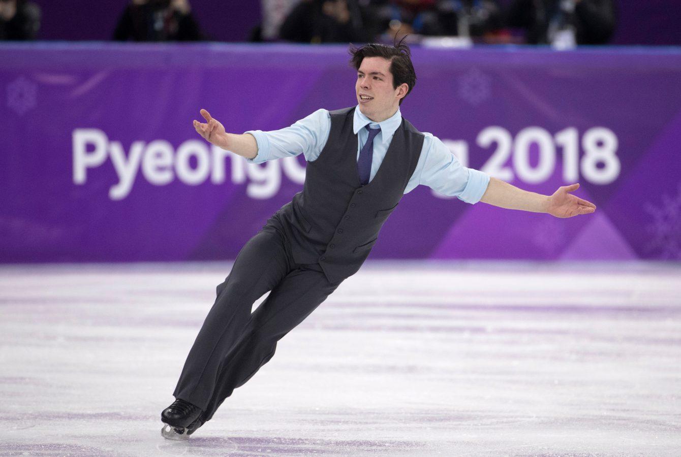Team Canada Keegan Messing PyeongChang 2018