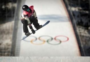 Team Canada Max Parrot PyeongChang 2018