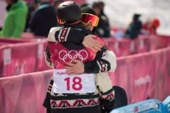 Team Canada Sebastien Toutant Tyler Nicholson PyeongChang 2018