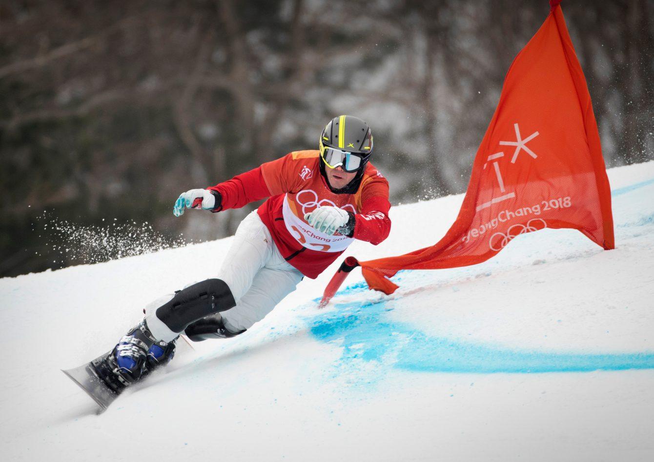 Team Canada Jasey Jay Anderson PyeongChang 2018