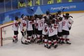 Team Canada mens hockey PyeongChang 2018