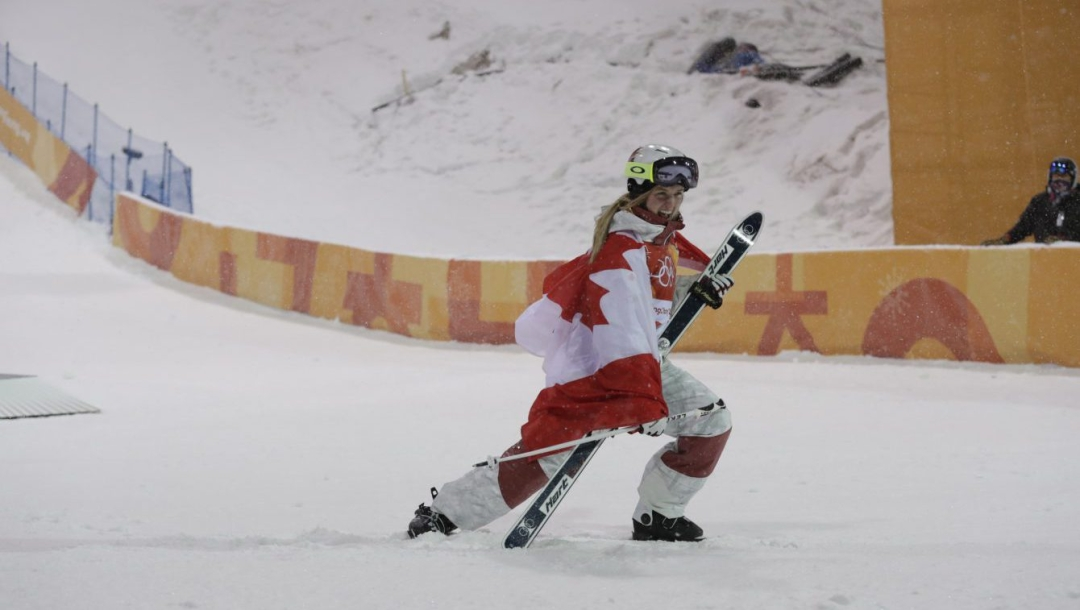 Justine Dufour-Lapointe Team Canada PyeongChang 2018