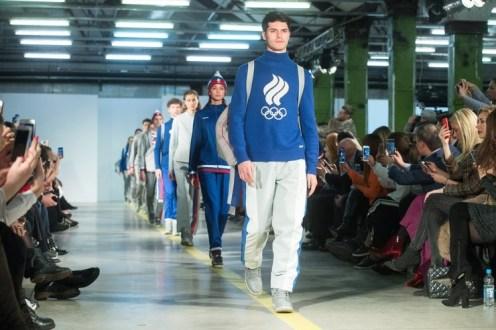Russia PyeongChang 2018