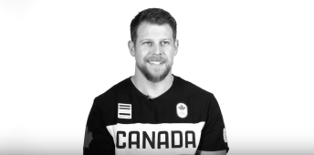 Team Canada A Moment With Jesse Lumsden