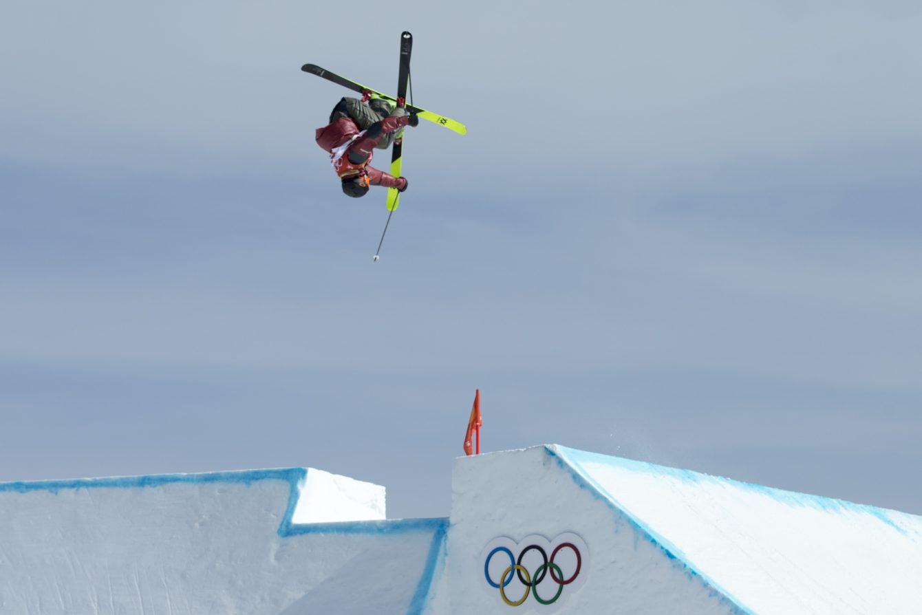 Team Canada Alex Beaulieu-Marchand PyeongChang 2018