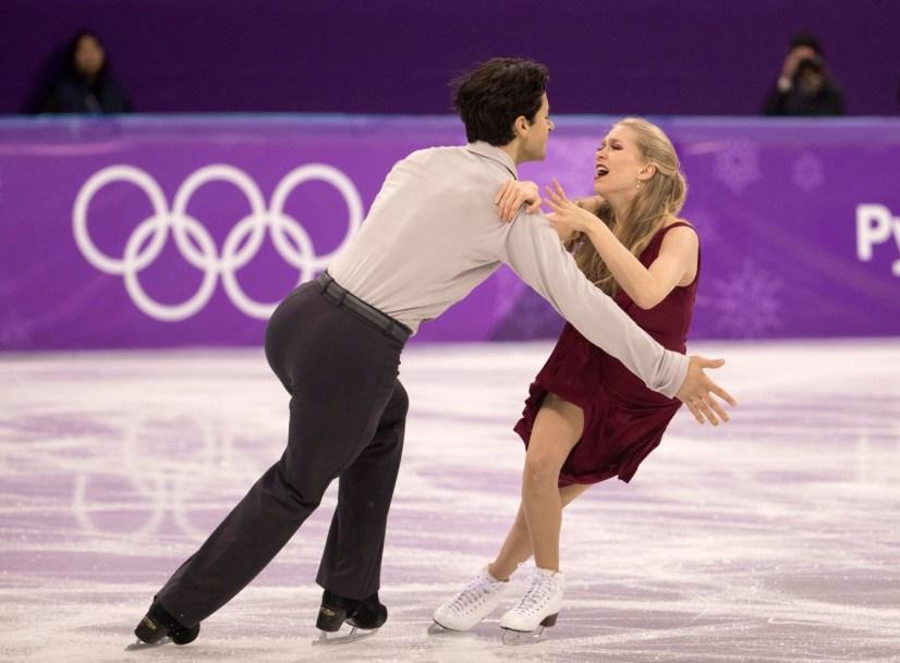 Team Canada PyeongChang 2018 Andrew Poje Kaitlyn Weaver ice dance free program