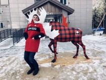 Team Canada - Athlete VillageIMG_9616