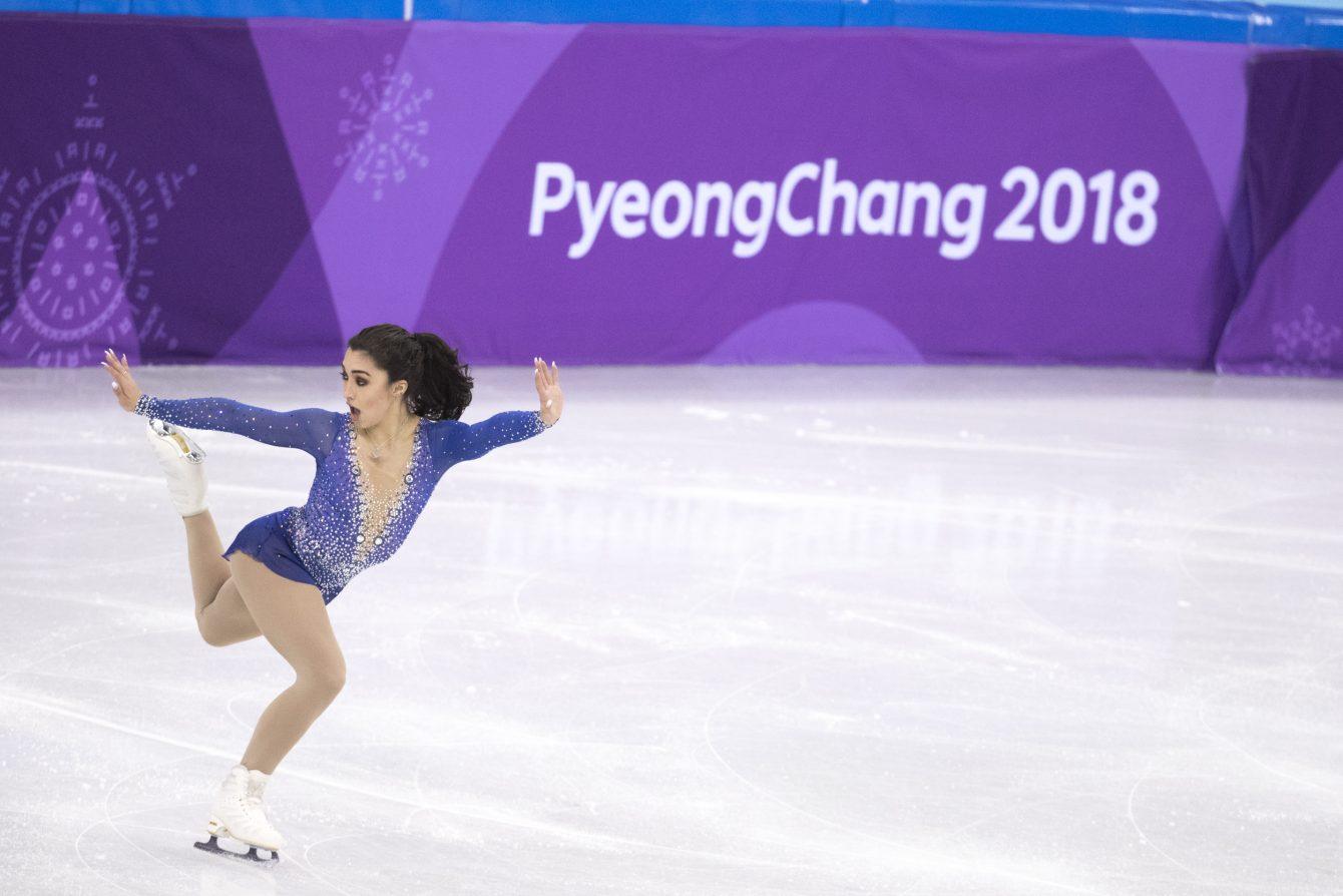 Team Canada PyeongChang 2018 Gabrielle Daleman team free skate