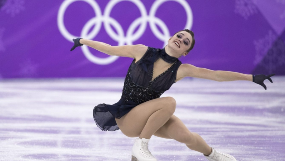 Team Canada Kaetlyn Osmond PyeongChang 2018 short program