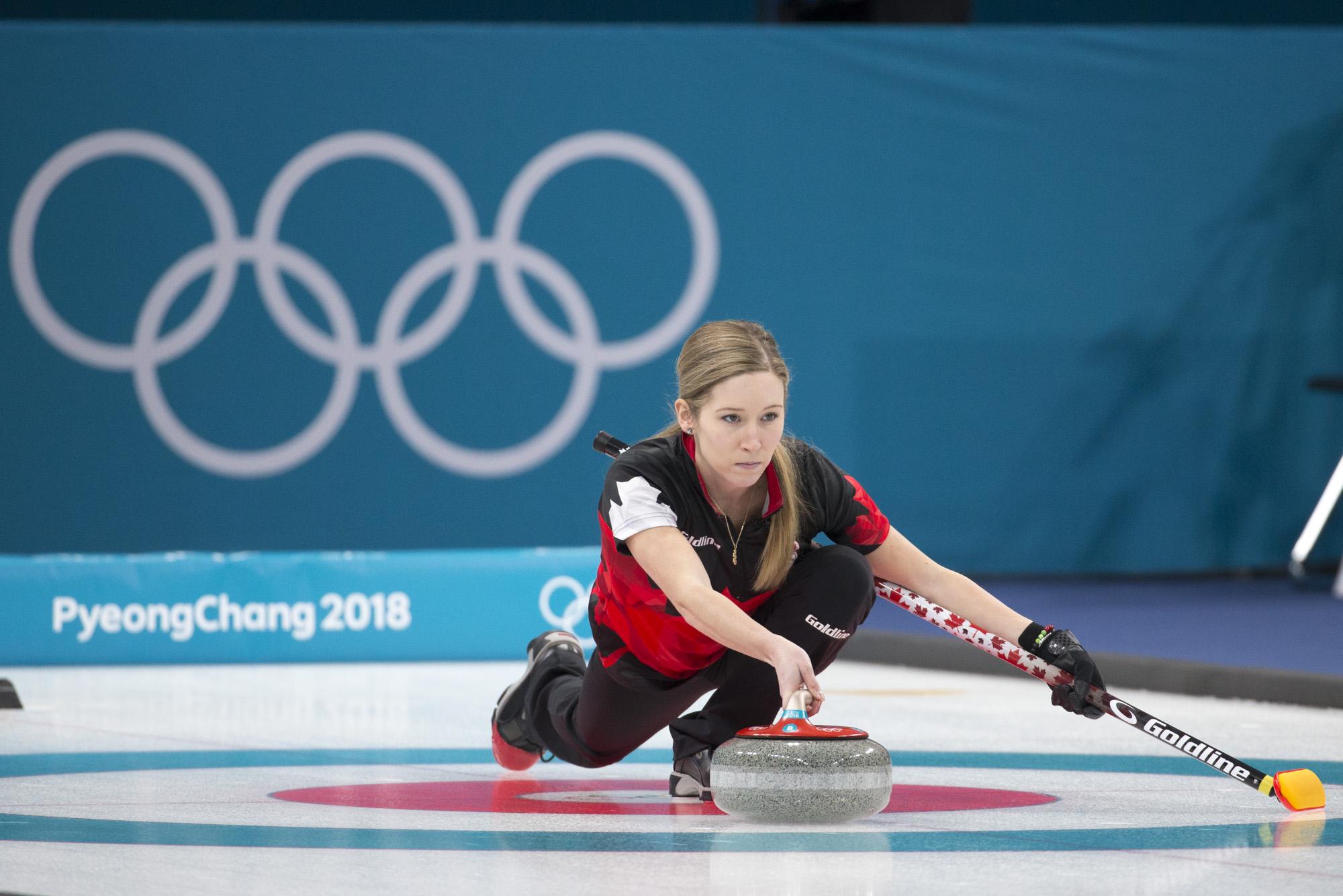 Team Canada Kaitlyn Lawes PyeongChang 2018
