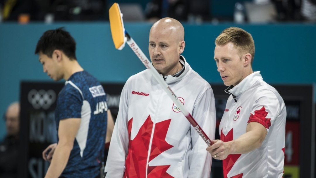 Team Canada Koe Kennedy PyeongChang 2018