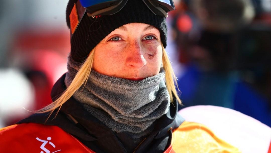 Team Canada PyeongChang 2018 Laurie Blouin slopestyle final