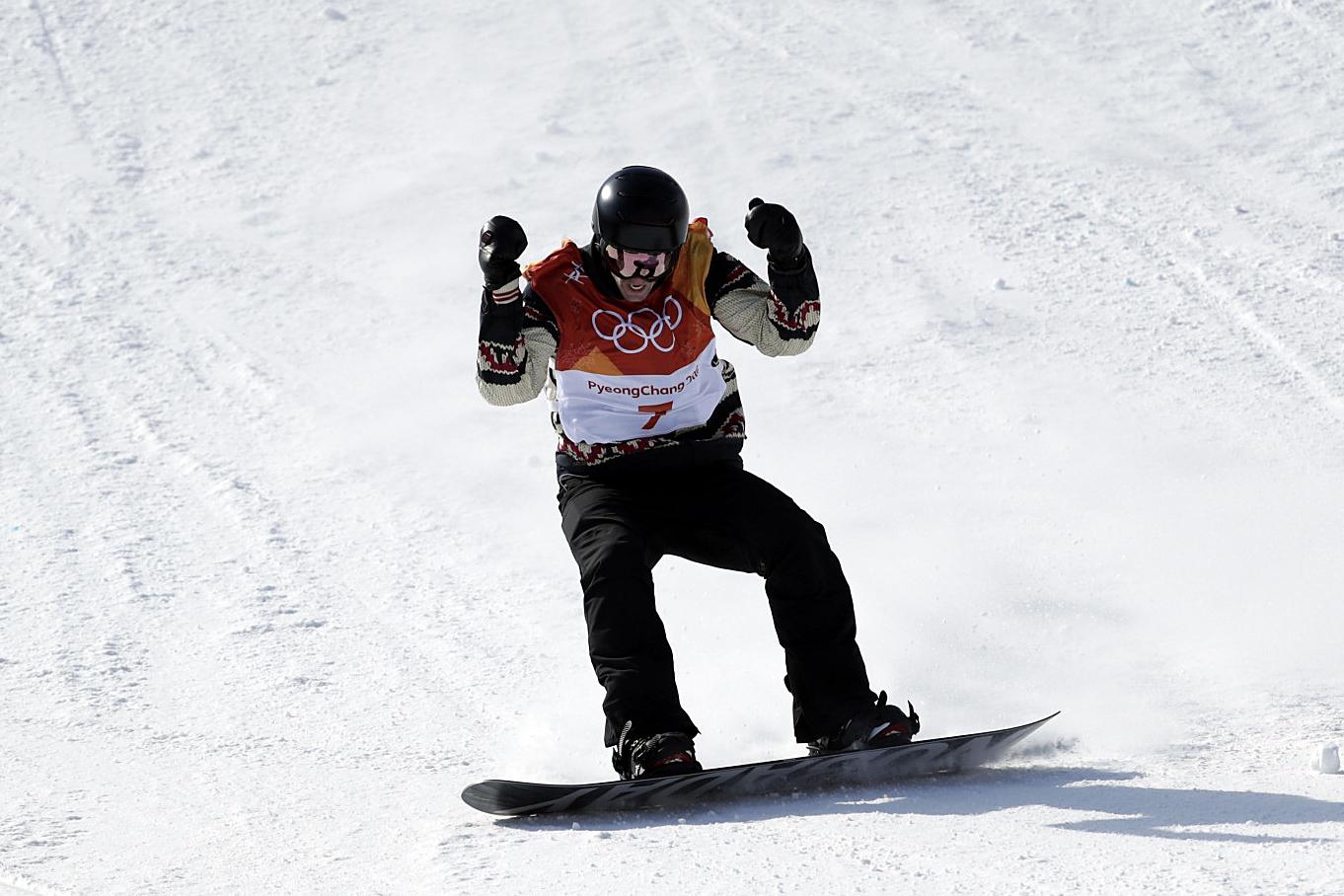 Team Canada Max Parrot PyeongChang 2018 slopestyle final