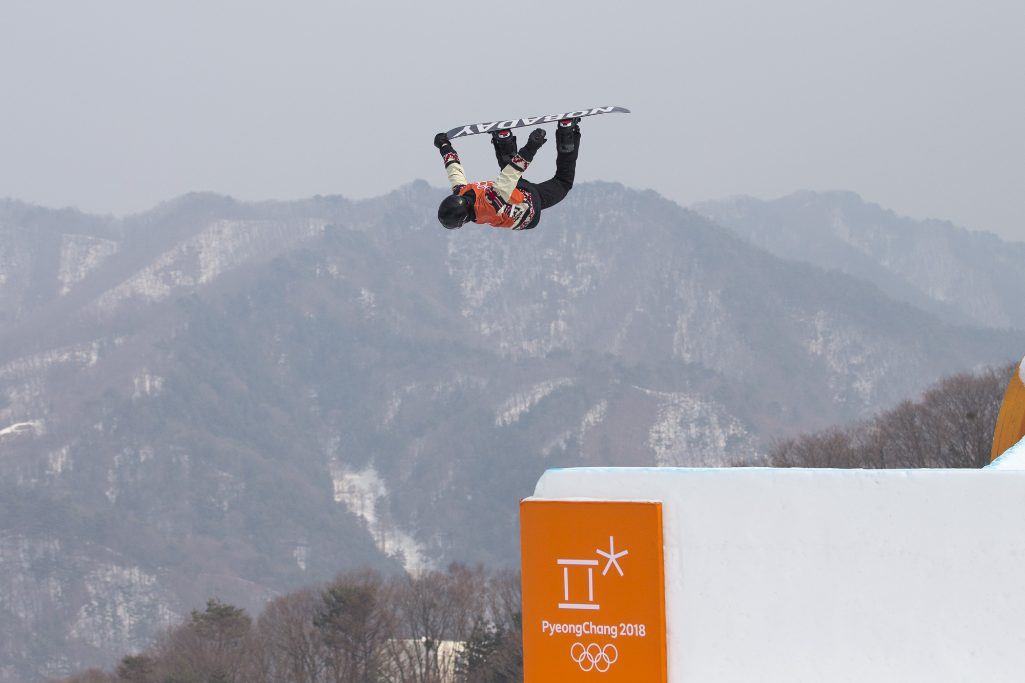 Team Canada Max Parrot PyeongChang 2018 Slopestyle Qualification