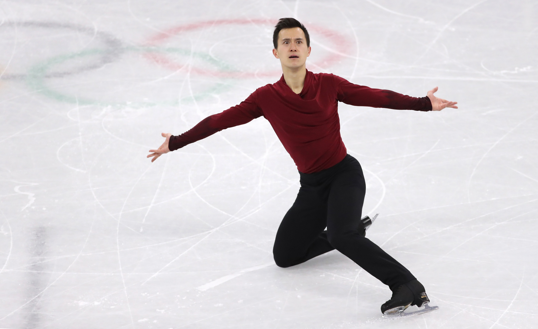 Team Canada Patrick Chan PyeongChang 2018 team free skate