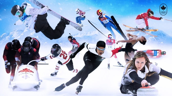 Team Canada PyeongChang 2018 Schedule
