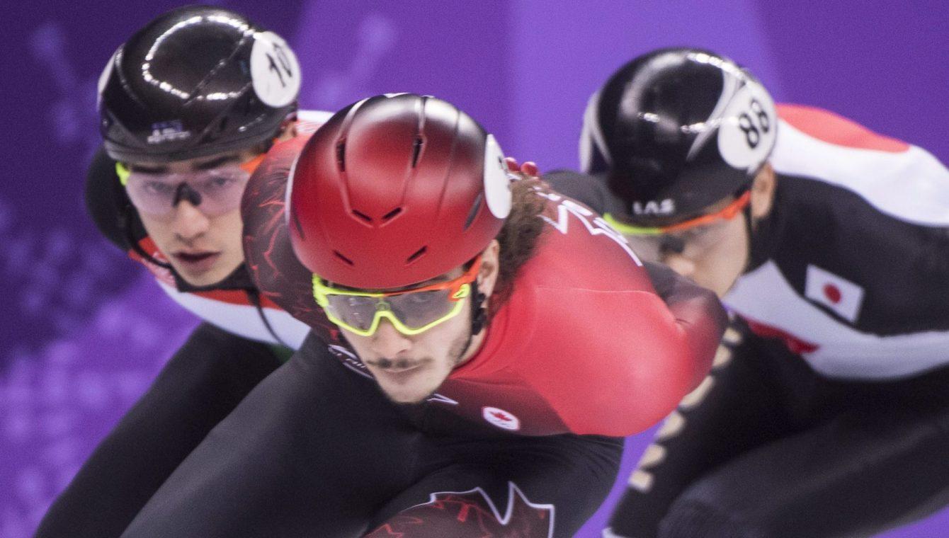 Team Canada Samuel Girard
