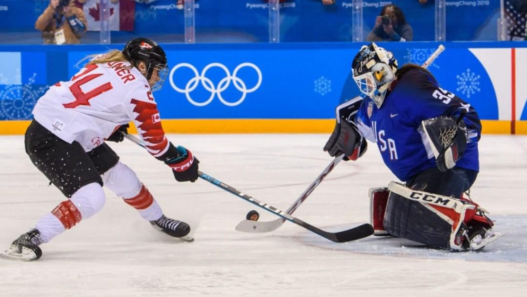 Team Canada Women's Hockey PyeongChang 2018 (2)
