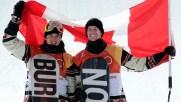 TeamCanada - McMorris and Parrot, PyeongChang 2018